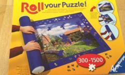Roll Your Puzzle offers you a work surface for puzzles