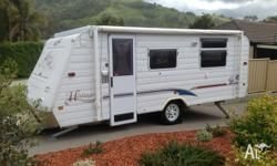 Jayco Heritage Pop Top with Roll out Awning plus full