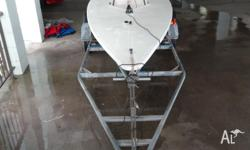 Laser Sailing Boat with all quality fittings and
