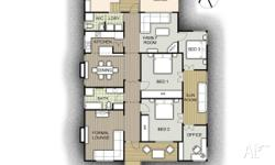 3 Real Estate Floor Plans to sell your house Plans