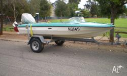 Really cool piece of Australian Ski boat history