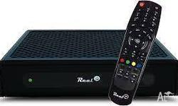 I am selling my RealTv box, as I dont need it any more.