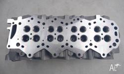 Ford Ranger WE 16v 3.0 Litre cylinder heads from