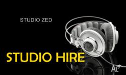 * ENGINEER THE SESSION YOURSELF . Studio hire,