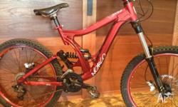 I have a Red 2011 Norco shore 2 in Basiclaly Brand new