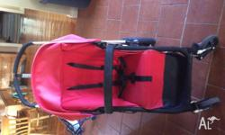 Selling my red bugaboo cameleon. Still working