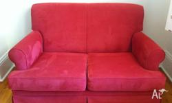 This sofa is less than 2yrs old and is in excellent
