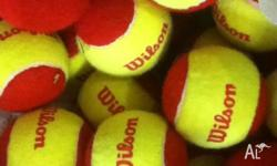 74 tennis balls for sale Red entry level for kids 5 to