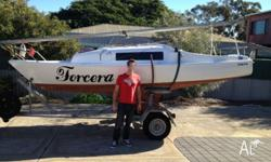 Perfect Perth yacht package Great 6m keel boat in
