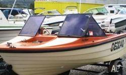 REEF CRAFT 3.7 MT, Runabout, REEF CRAFT 3,7 MT RUNABOUT