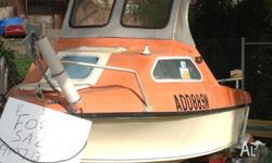 I have fibreglass runabout reef craft boat with Suzuki
