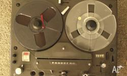 Tandberg 1200X. As pictured. Quality reel to reel