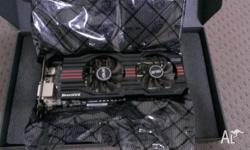 Refurbish video card just back from supplier. Still