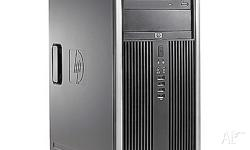Refurbished HP Compaq 8000Elite Tower Pre-Loaded with