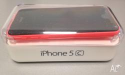 New (refurbished) iPhone 5c 16Gb - Pink Colour This