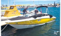 REGAL 2200, 2005, model, bimini, 5L Volvo Penta 270hp,