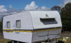 Glendale 18' Dual Axle Caravan in very good condition.