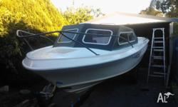 As moving house need to sell my beloved project. Boat