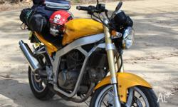 Make: Hyosung Model: Other Mileage: 12,000 Kms Year: