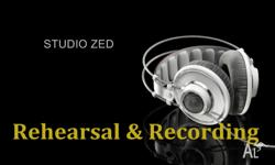 Rehearsal studio - Private - Studio ZED Digital