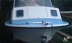 CRUISE CRAFT REGAL 166 *115 hours on engine *Trailer