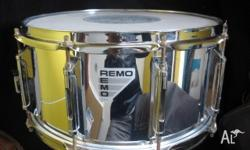 Remo Quadura 14in x 6.5in Deep, Mutha of a Snare! Made