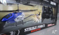 Remote Control Strike Force Helicopter The Strike Force