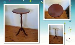 This is a lovely reproduction Occasional Table - I have