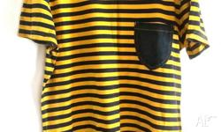 Hi! Revival Striped Shirt for sale! Large Marked down
