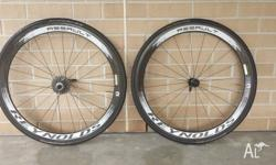 Reynold Assault Carbon Wheels 2013Great for racing,