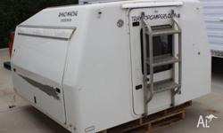 RHINO MARINE SLIDE-ON CAMPER Selling at wholesale be