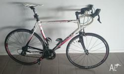 For sale is my 2011 Ridley Icarus SLS Road Bike. It is