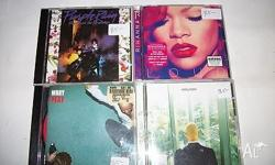 Rihanna,Loud,$5.00. Prince,Purple Rain,$5.00.