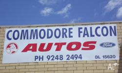 Rims & Tyres for Commodore or Falcon Between $20-$50