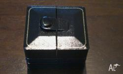 RING BOX for wedding ring or engagement ring