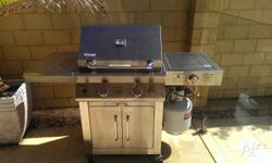 Full Stainless Steel BBQ - Gourmet 4 by Rinnai retail
