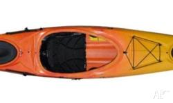Fantastic Touring kayak for the larger paddler. Super