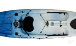 Fantastic Recreational SOT Kayak package, includes Riot