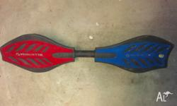 Authentic Ripstik for sale. Great fun, looking for a