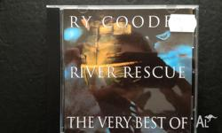River Rescue: The very best of Ry Cooder 19 tracks