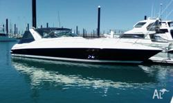 Very popular model with twin Mercruiser 496 MPI with
