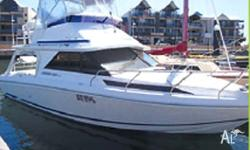 RIVIERA (F/glass) 42, This beautifully presented 46ft