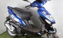 Riviera XR50 Riviera has released the big wheel version