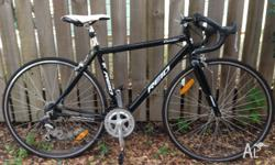 bicycle in excellent condition. Less than a year of