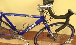 Campana DXR road bike for sale. Haven't used it much.