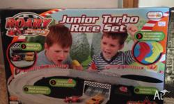 ROARY The Racing Car Junior Turbo Race Set There is 1