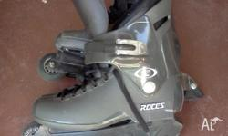 High quality and performance skates in near new