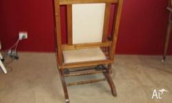 Antique rocking Chair brought from UK - has be