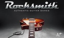 Awesome game to help you play guitar or base. pickup
