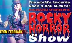 Rocky Horror Sun 2 Mar 5.30pm. Two seats N49 and N50